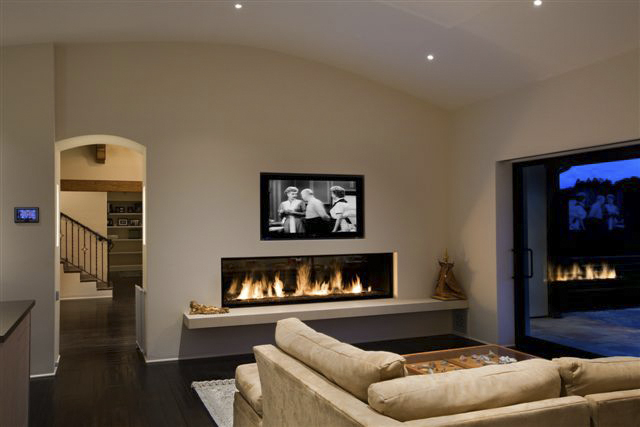 Big Fireplace A Btu Marketing Company